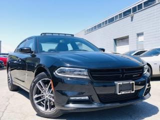 Used 2019 Dodge Charger |SXT AWD|COOLING MEMORY SEATS|SUNROOF|NAVI|PARKING SENSORS! for sale in Brampton, ON