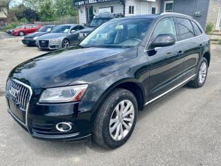 Used 2013 Audi Q5 Quattro 4dr 2.0L Premium, no accidents, low mileage for sale in Halton Hills, ON