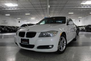 Used 2011 BMW 3 Series 328i xDRIVE I SUNROOF I LEATHER I HEATED SEATS I CRUISE I BT for sale in Mississauga, ON
