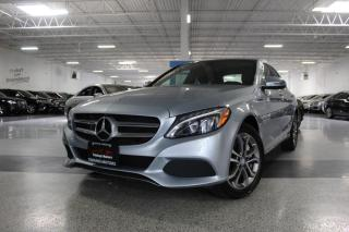 Used 2016 Mercedes-Benz C-Class C300 4MATIC I NO ACCIDENTS I NAVIGATION I REAR CAM I SUNROOF for sale in Mississauga, ON