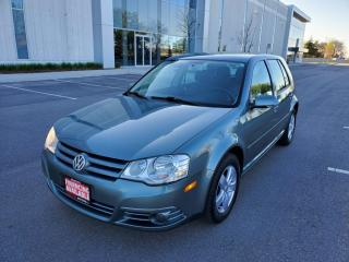 Used 2010 Volkswagen City Golf 4dr HB for sale in Mississauga, ON