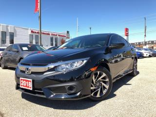 Used 2018 Honda Civic Sedan EX HS - Sunroof - Lane Watch - Rear Camera for sale in Mississauga, ON