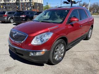 Used 2012 Buick Enclave FWD 4dr CXL2 for sale in Scarborough, ON