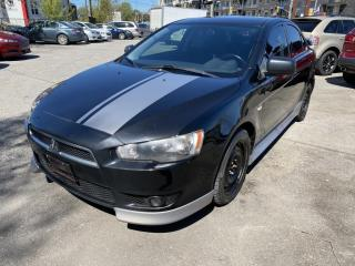 Used 2010 Mitsubishi Lancer 4dr Sdn GTS for sale in Scarborough, ON