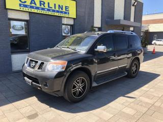 Used 2013 Nissan Armada 4WD 4DR PLATINUM EDITION for sale in Nobleton, ON