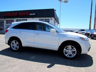 Used 2014 Acura RDX AWD Technology Package NAVI CAMERA CERTIFIED for sale in Milton, ON