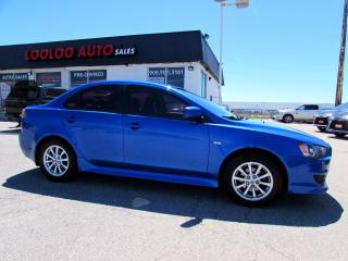 Used 2011 Mitsubishi Lancer ES AUTOMATIC BLUETOOTH CERTIFIED 2 YR WARRANTY for sale in Milton, ON