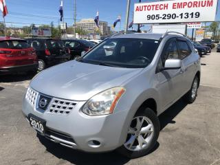 Used 2010 Nissan Rogue SL AWD Heated Seats/Alloys/All Power for sale in Mississauga, ON
