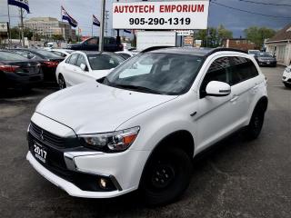 Used 2017 Mitsubishi RVR GT AWC 4WD Moonroof/Heated Seats/Camera&GPS* for sale in Mississauga, ON