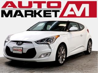 Used 2017 Hyundai Veloster CERTIFIED,Cruise Control,WE APPROVE ALL CREDIT for sale in Guelph, ON