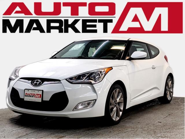 2017 Hyundai Veloster CERTIFIED,Cruise Control,WE APPROVE ALL CREDIT