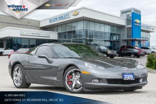 Used 2009 Chevrolet Corvette Z51 for sale in Richmond Hill, ON