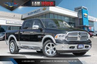 Used 2015 RAM 1500 Laramie for sale in Richmond Hill, ON