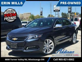 Used 2014 Chevrolet Impala LTZ  NAVI|PANO ROOF|COOLED SEATS|LOADED for sale in Mississauga, ON