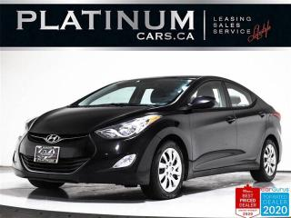 Used 2013 Hyundai Elantra GLS,CRUISE CONTROL,HEATED SEATS,ACTIVE/ECO DRIVE for sale in Toronto, ON