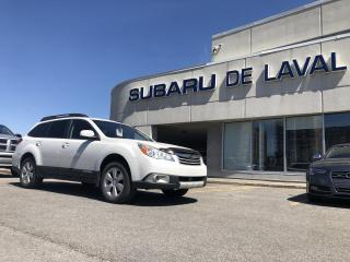 Used 2012 Subaru Outback Touring Awd *Toit Ouvrant* for sale in Laval, QC
