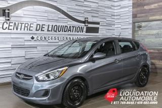 Used 2015 Hyundai Accent GL+A/C+GR/ELEC+BLUETOOTH for sale in Laval, QC