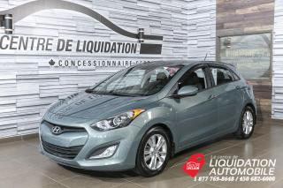 Used 2014 Hyundai Elantra GT GLS+MAGS+A/C+TOIT/PAN+BLUETOOTH for sale in Laval, QC