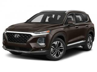 New 2020 Hyundai Santa Fe 2.0T Ultimate AWD NO OPTIONS for sale in Windsor, ON