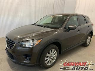 Used 2016 Mazda CX-5 GS 2.5 GPS Toit Ouvrant Caméra Bluetooth Mags for sale in Trois-Rivières, QC