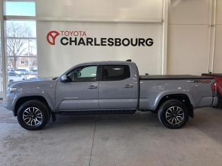 Used 2020 Toyota Tacoma Double Cab 4x4 BA for sale in Québec, QC
