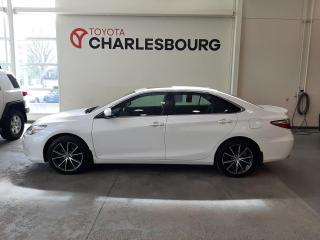 Used 2017 Toyota Camry XSE for sale in Québec, QC