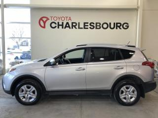 Used 2015 Toyota RAV4 LE FWD for sale in Québec, QC