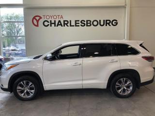 Used 2015 Toyota Highlander 4 portes LE AWD for sale in Québec, QC