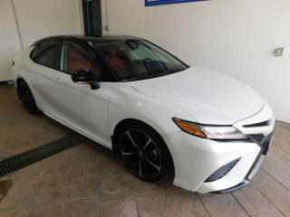Used 2019 Toyota Camry XSE LEATHER SUNROOF for sale in Listowel, ON
