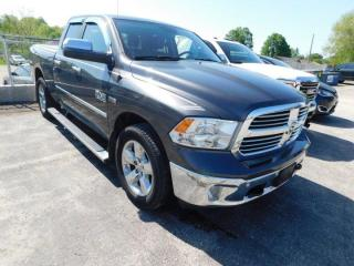 Used 2018 RAM 1500 Big Horn for sale in Listowel, ON