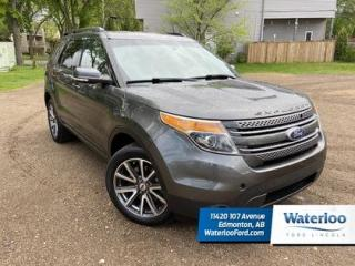 Used 2015 Ford Explorer XLT   Heated Seats   Blind Spot   Power Liftgate for sale in Edmonton, AB