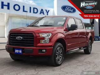 Used 2016 Ford F-150 XLT for sale in Peterborough, ON