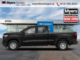 New 2020 GMC Sierra 1500 Elevation  -  Android Auto for sale in Kanata, ON