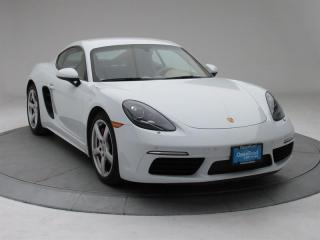 Used 2017 Porsche 718 Cayman S for sale in Vancouver, BC