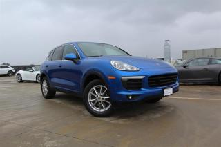 Used 2017 Porsche Cayenne w/ Tip New tires!  New brakes! for sale in Langley City, BC