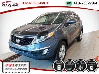 Used 2016 Kia Sportage * LX AWD * A/C * CRUISE * SIEGES CHAUFFA for sale in Québec, QC