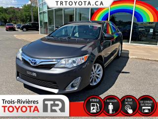 Used 2012 Toyota Camry HYBRID Berline LE 4 portes for sale in Trois-Rivières, QC