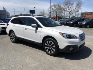 Used 2016 Subaru Outback CVT * LIMITED * TOIT * CUIR * GPS for sale in Trois-Rivières, QC