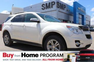 Used 2012 Chevrolet Equinox LT, Remote Start, Heated Seats, Back Up Camera, NEW TIRES, for sale in Saskatoon, SK