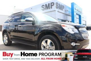 Used 2013 Chevrolet Equinox LT - Leather, Sunroof, Navigation, Remote Start for sale in Saskatoon, SK