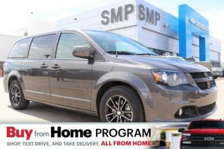 Used 2017 Dodge Grand Caravan GT - Pwr sliding doors, Pwr Lift Gate, Leather, DVD, Rem Start for sale in Saskatoon, SK