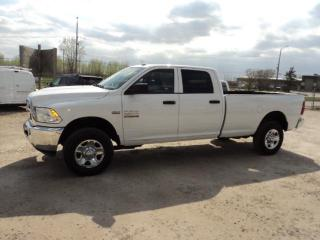 Used 2017 RAM 2500 for sale in Winnipeg, MB