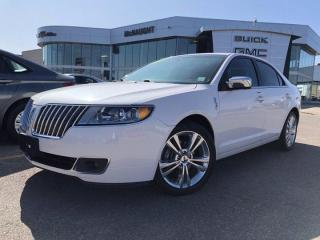 Used 2012 Lincoln MKZ | Heated & Cooled Seats | Dual Zone Climate Controls for sale in Winnipeg, MB