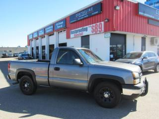 Used 2006 Chevrolet Silverado 1500 6,995+HST+LIC FEE / CERTIFIED / PUSH BAR for sale in North York, ON