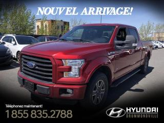 Used 2015 Ford F-150 SPORT XLT 3.5L 4X4 + GARANTIE + NAVI + W for sale in Drummondville, QC