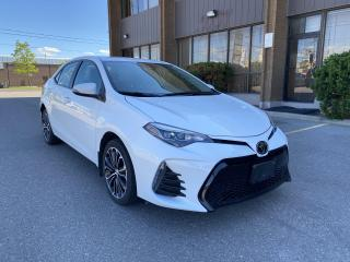 Used 2019 Toyota Corolla XSE I LEATHER I ROOF I NAV I BACK UP I PRICE TO SELL for sale in Toronto, ON