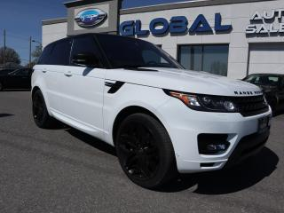 Used 2016 Land Rover Range Rover Sport V8 SC Dynamic for sale in Ottawa, ON