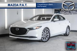 Used 2019 Mazda MAZDA3 CAMÉRA DE RECUL+SIÈGES CHAUFFANTS+BLUETOOTH for sale in Montréal, QC