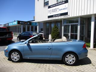 Used 2008 Volkswagen Eos Trendline for sale in Oakville, ON