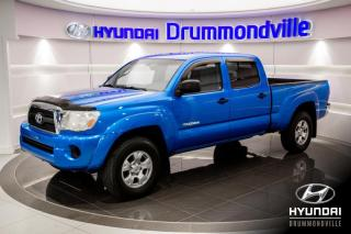 Used 2011 Toyota Tacoma SR5 + GARANTIE + MAGS + CRUISE + A/C + W for sale in Drummondville, QC